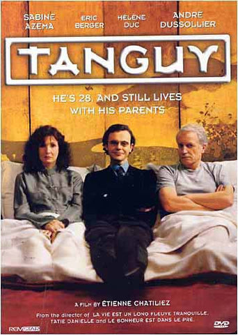 Tanguy DVD Movie