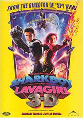 The Adventures of SharkBoy and LavaGirl 3-D (Bilingual)
