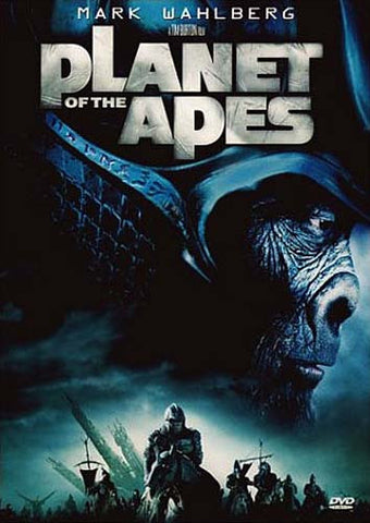 Planet of the Apes - Single Disc (Mark Wahlberg) DVD Movie