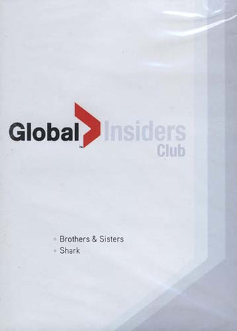 Global Insiders Club: Brothers & Sisters / Shark DVD Movie