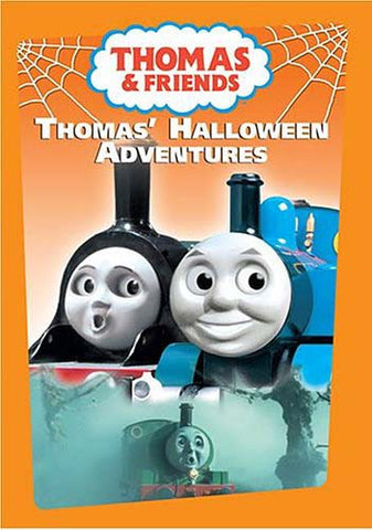 Thomas and Friends - Thomas' Halloween Adventures DVD Movie