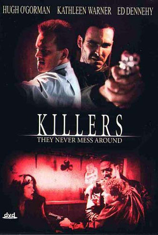 Killers - They Never Mess Around DVD Movie