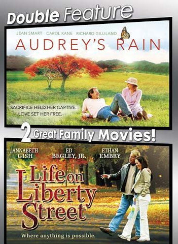 Audrey's Rain/Life On Liberty Street DVD Movie