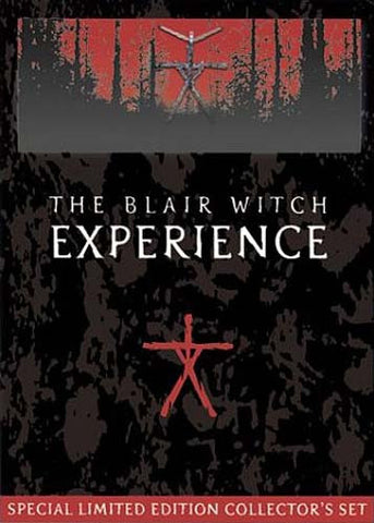 The Blair Witch Experience (Special Limited Edition Collector Set) (Boxset) DVD Movie