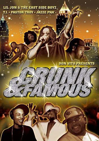 Don Vito Presents: Crunk And Famous DVD Movie