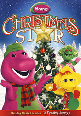 Barney - Christmas Star (Maple) (Includes 10 Festive Songs)