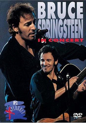 Bruce Springsteen in Concert - MTV Unplugged DVD Movie