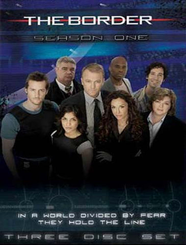 The Border - Season One (VSC) (Boxset) DVD Movie
