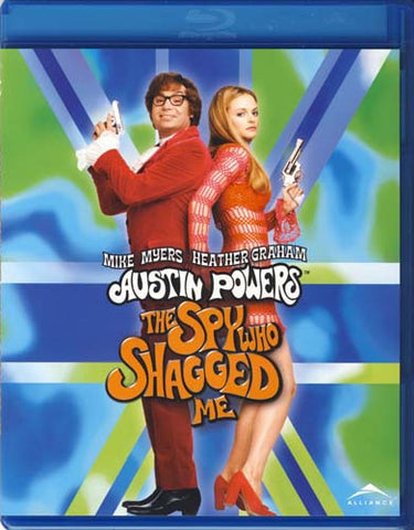 Austin Powers - The Spy Who Shagged Me (Slim Case) (Blu-ray) BLU-RAY Movie