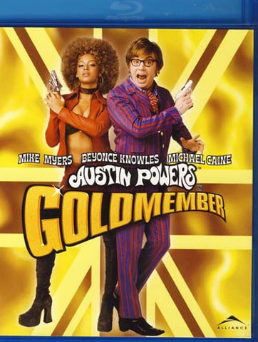 Austin Powers In Goldmember (Slim Case) (Blu-ray) BLU-RAY Movie