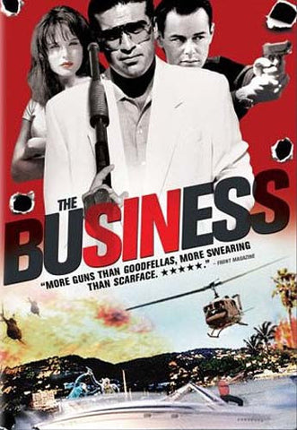 The Business DVD Movie