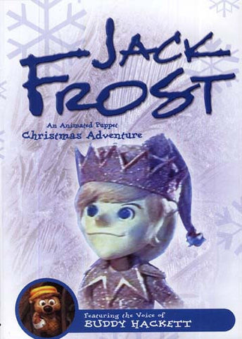 Jack Frost (An Animated Puppet Christmas Adventure) DVD Movie