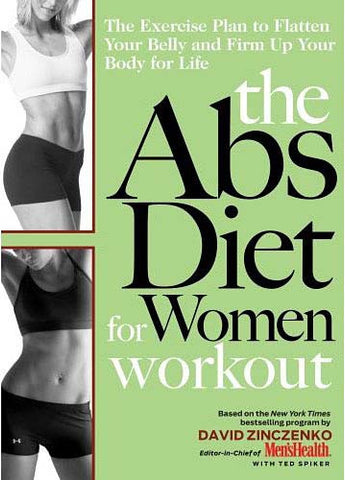 The Abs Diet for Women Workout DVD Movie