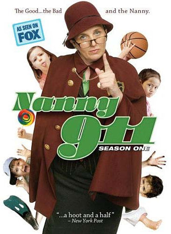 Nanny 911 - Season 1 DVD Movie
