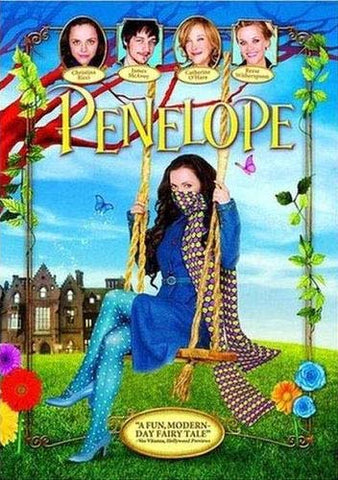 Penelope (Full Screen) (Widescreen) DVD Movie