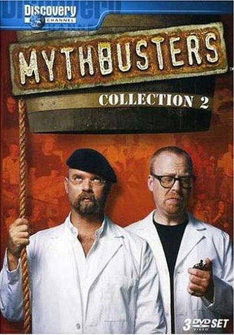Mythbusters - Collection 2 DVD Movie