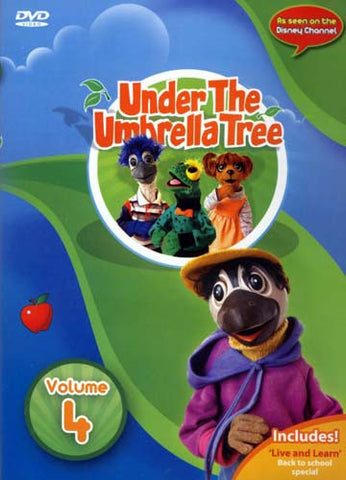Under The Umbrella Tree - Vol.4 DVD Movie