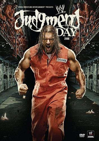 WWE - Judgment Day 2008 DVD Movie