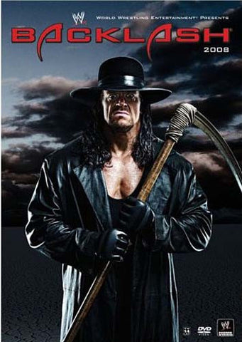 WWE - Backlash 2008 DVD Movie