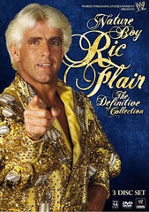 WWE - Nature Boy Ric Flair - The Definitive Collection (Boxset)
