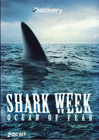 Shark Week - Ocean Of Fear DVD Movie