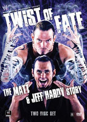 WWE - Twist of Fate - The Matt and Jeff Hardy Story
