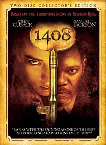 1408 (Two-Disc Collector s Edition) DVD Movie