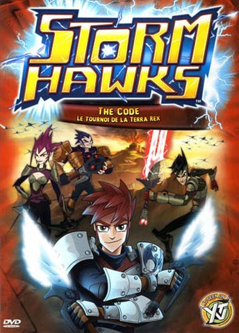 Storm Hawks - The Code(Bilingual) DVD Movie