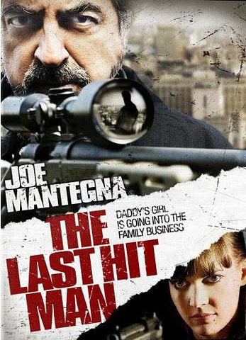 The Last Hit Man DVD Movie