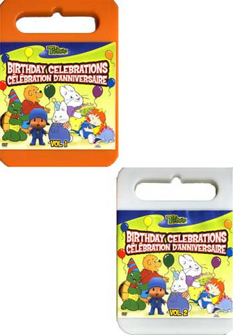 Treehouse 2 DVDs - Birthday Celebrations / Celebration d Anniversaire (Boxset) DVD Movie