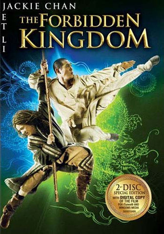 The Forbidden Kingdom (Two-Disc Special Edition + Digital Copy) (Bilingual) DVD Movie