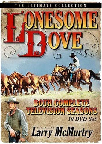 Lonesome Dove - The Ultimate Collection - The Series And The Outlaw Years (Boxset) (USED) DVD Movie