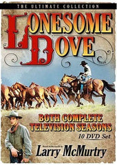 Lonesome Dove - The Ultimate Collection - The Series And The Outlaw Years (Boxset) (USED)