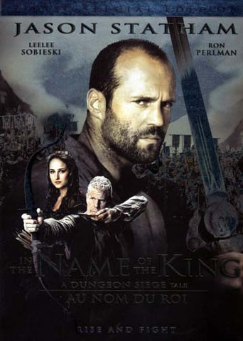 In the Name of the King - A Dungeon Siege Tale (Two Disc Special Edition) DVD Movie