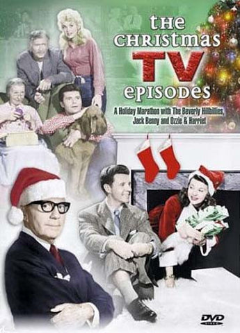 The Christmas TV Episodes DVD Movie