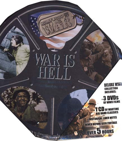 Hollywood Goes To War - War Is Hell (Tin) (Boxset) DVD Movie