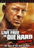 Live Free or Die Hard (Unrated Edition) (Widescreen Edition) DVD Movie