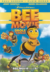 Bee Movie (Fullscreen) (Bilingual)