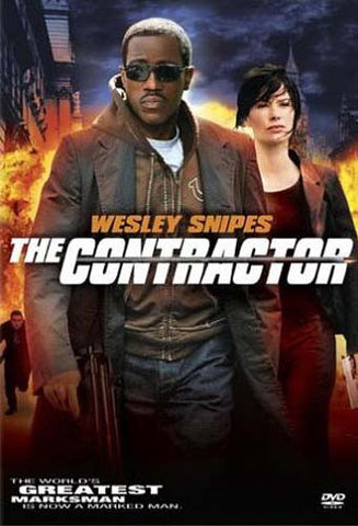 The Contractor DVD Movie