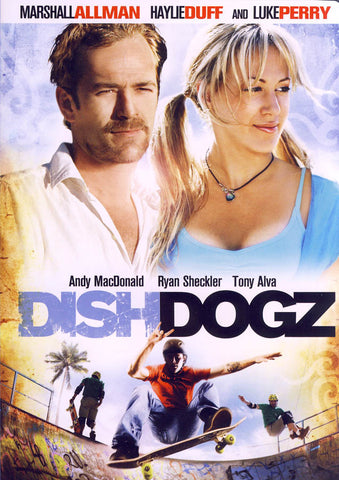 DishDogz (LG) DVD Movie