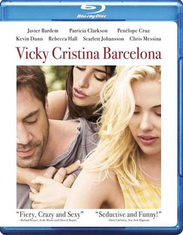 Vicky Cristina Barcelona (Blu-ray) BLU-RAY Movie