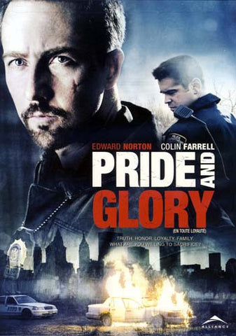 Pride and Glory (Bilingual) DVD Movie