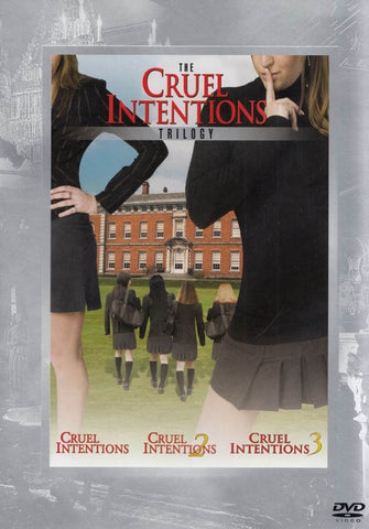 The Cruel Intentions Trilogy DVD Movie