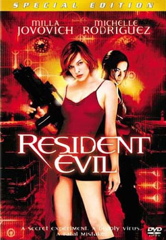 Resident Evil (Special Edition) DVD Movie