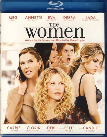The Women (Blu-ray) BLU-RAY Movie