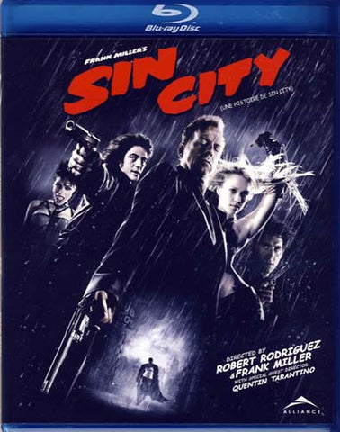 Sin City (Blu-ray) (Bilingual) BLU-RAY Movie