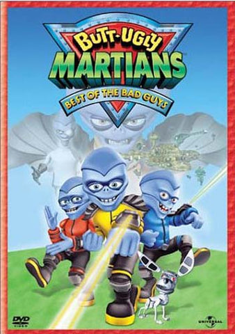 Butt - Ugly Martians - Best of the Bad Guys DVD Movie