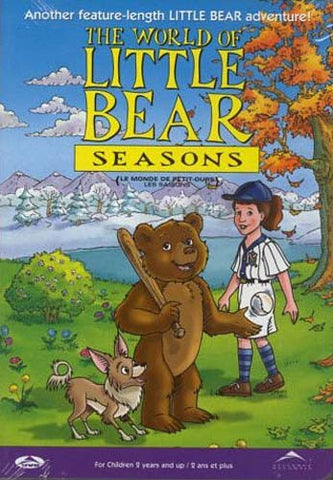 The World of Little Bear - Seasons DVD Movie