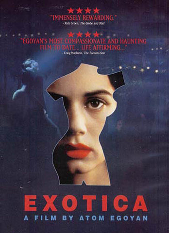 Exotica (Bilingual) DVD Movie
