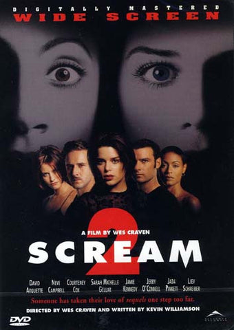 Scream 2 DVD Movie